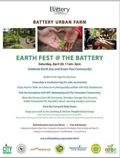 Battery EarthFest 2013